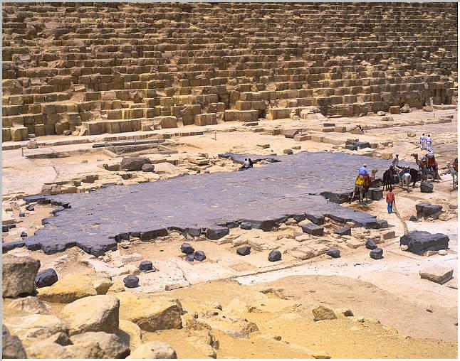 et in pulverem reverteris ayss Khufu%20basalt%20floor_640